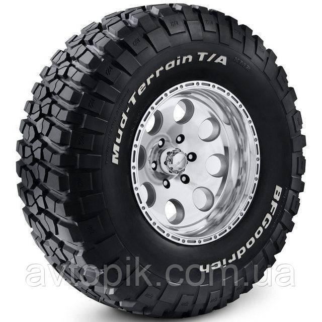 Всесезонные шины BFGoodrich Mud Terrain T/A KM2 33/10.5 R15 114Q LRC RWL