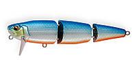 Воблер Strike Pro Tailblazer 95 плавающий трехсоставной 9.5cm 13.6gr Загл. 0-.3м