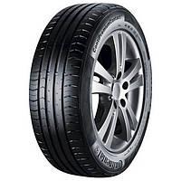 Летние шины Continental ContiPremiumContact 5 215/55 R16 93V