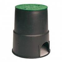 Дренажный колодец (бокс клапанный) круглый малый