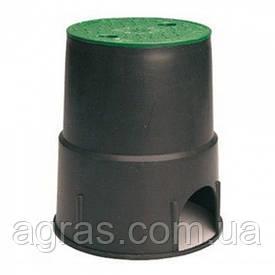 Дренажный колодец (бокс клапанный) круглый малый Irritec (Италия)