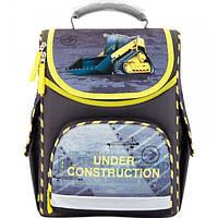 Рюкзак школьный каркасный Gopack GO17-5001S-9