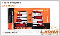Набор отверток 7 предметов Lavita LA 515501