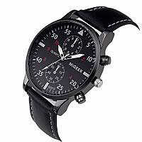 """Мужские наручные часы """"Migeer"""" черные"""