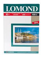 Фотобумага  Lomond 85 г/м, гл. NEW, А4 100арк. Код 0102145