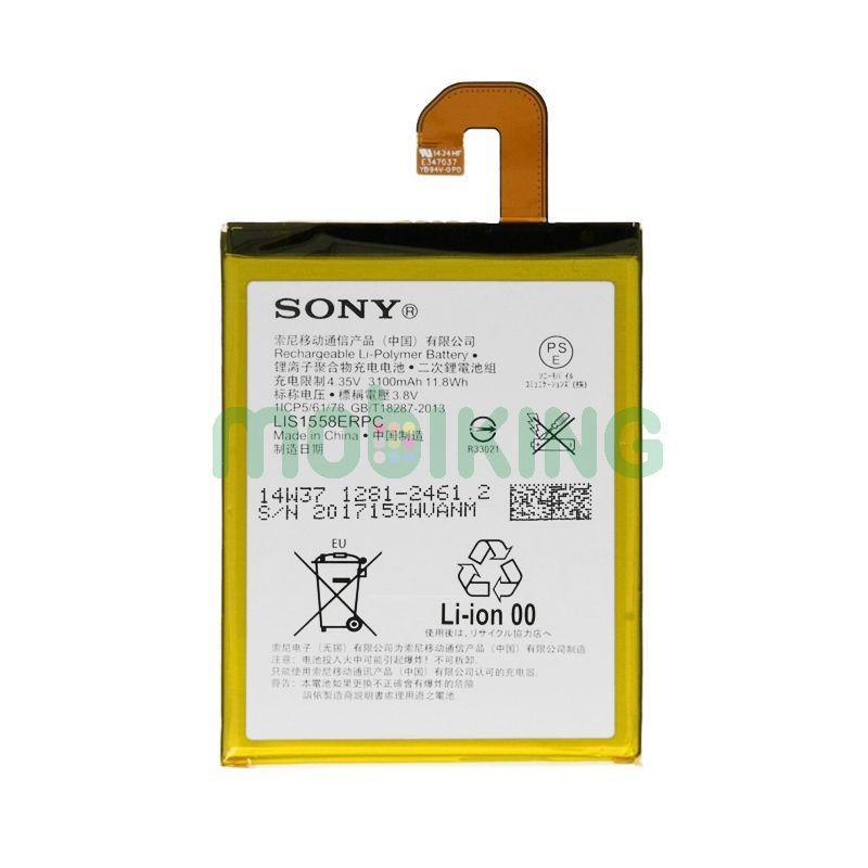 Оригинальная батарея Sony Xperia Z3/D6603 (LIS1558ERPC) для мобильного телефона, аккумулятор.