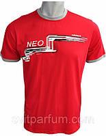Футболка мужская Адидас Neo из хлопка, одежда, футболки адидас V-r_1C1