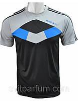 Мужская футболка Adidas из полиэстера, магазин одежды, футболки дешевые цены V-b_6D1