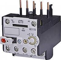 Тепловое реле для контактора CEM 9, CEM 12, CEM 18, CEM 25, ETI, 8-12.5