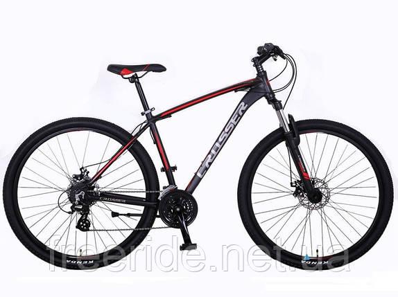 Горный Велосипед Crosser Inspiron 29 (22 рама), фото 2