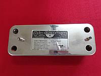 Теплообменник Baxi Westen вторичный на ГВС Zilmet 20 пластин, фото 1