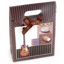 Пакеты подарочный Гитара картон