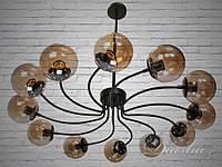 Люстра Loft на 12 ламп 9588-12