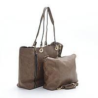 Женская сумка 2в1 Baliford 960 clay