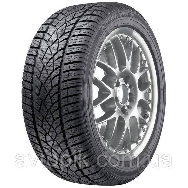 Зимние шины Dunlop SP Winter Sport 3D 235/55 R18 100H AO