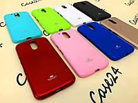 Чехол Mercury Goospery для Motorola Moto G4 Plus (8 цветов)