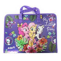 Папка-портфель Kite My Little Pony, А4 (LP17-202-01)