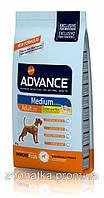 Advance (Эдванс) Dog Medium Adult (20 кг) корм для взрослых собак средних пород с курицей и рисом