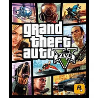 Игра для PS4 Grand Theft Auto V (PS4)