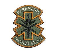 """Нашивка """"Tactical Paramedic"""""""