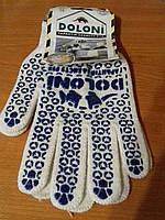 Перчатки рабочие для монтажных и строительных работ Doloni