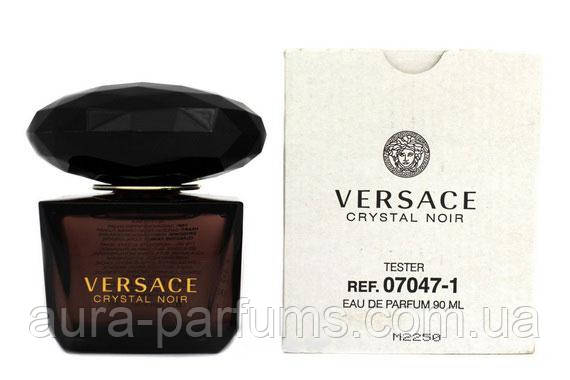 Versace Crystal Noir edp 90 ml. женский оригинал Тестер