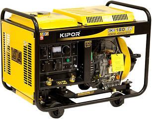 Сварочные генераторы Kipor
