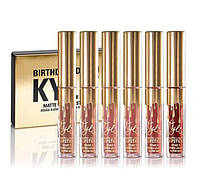 Губная помада Kylie Jenner Lip kit Помада Kylie 8607 Gold Золото С
