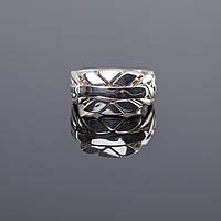 Серебряный мужской перстень от Wickerring