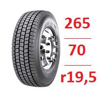 Резина бу 265.70.r19.5