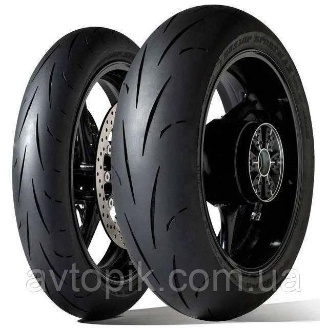 Летние шины Dunlop Sportmax GP Racer D211 M 120/70 ZR17 58W
