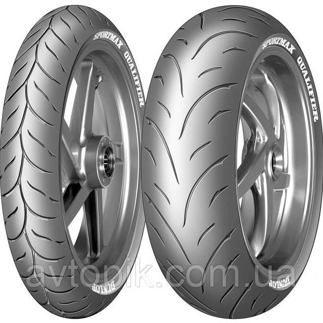 Летние шины Dunlop Sportmax Qualifier II 120/70 ZR17 58W