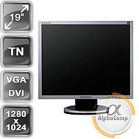 "Монитор 19"" Samsung 940UX (TN/5:4/VGA/DVI/USB) class A б/у"