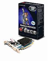 Видеокарта AMD Radeon HD5450 1GB GDDR3 LP Sapphire (299-1E164-501SA) 3мес