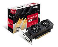 Видеокарта AMD Radeon RX 550 2GB GDDR5 Low Profile OC MSI (Radeon RX 550 2GT LP OC)