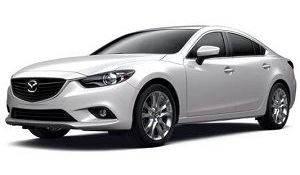 Mazda 6 (2013-2017)