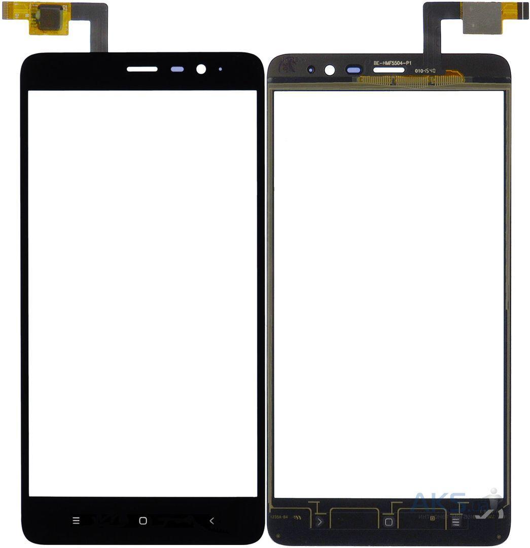 Сенсор (тачскрин) для Xiaomi Redmi Note 3 Pro черный