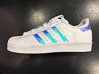 Кроссовки Adidas Superstar Holographic 36-40 рр.