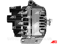 Генератор для Opel Combo 1.3 cdti. Новый генератор 12 V (Вольт) 90 А (Ампер) на Опель Комбо 1.3 цдти.