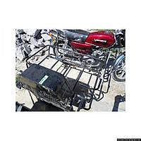Грузовая коляска на мопед Альфа и Дельта