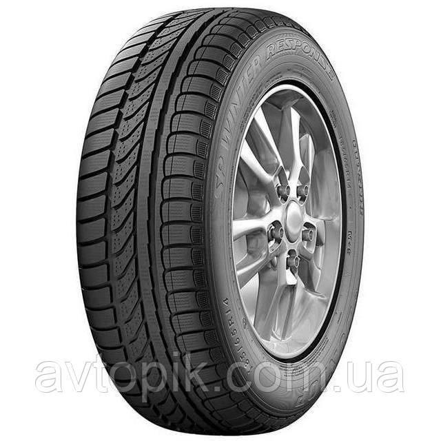 Зимние шины Dunlop SP WinterResponse 165/65 R14 79T