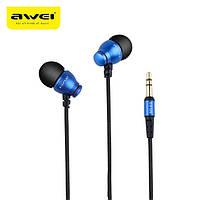 HF MP3 AWEI ES-Q2 Blue