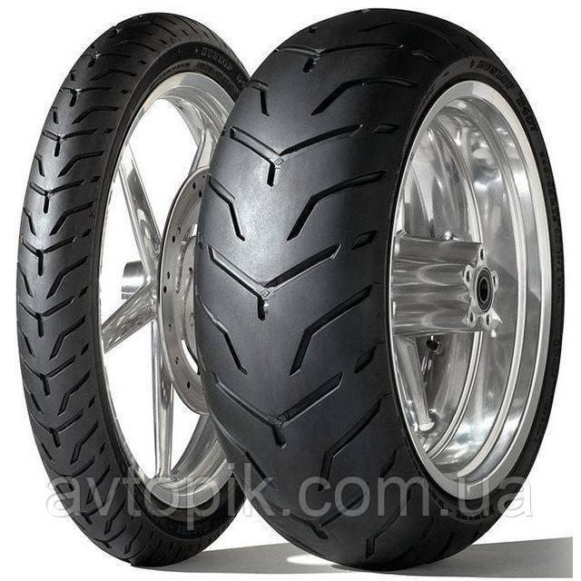 Летние шины Dunlop D407 180/55 R18 80H