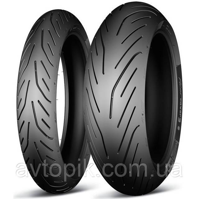 Летние шины Michelin Pilot Power 3 180/55 ZR17 73W