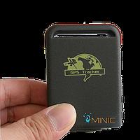 GPSGSM Трекер (маячок) портативный TK102B