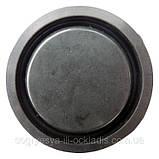 Мембрана водяних блоків Протон 3 і 1 м, Мора, діаметр 50 мм, чорна (гума), артикул 371012, код сайту 1456/1, фото 3