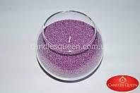 Насыпная свеча цвет: сиреневый 500 г+ фитиль, фото 1