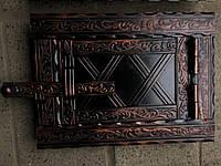 Дверца печная металлическая зольна, фото 1