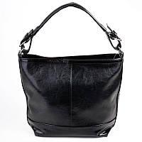 Женская сумка-мешок,хобо стильная из кожзама М57-Z/лак