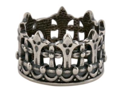 """Кольцо """"Габсбург"""" покрытое серебром (h2513090)"""